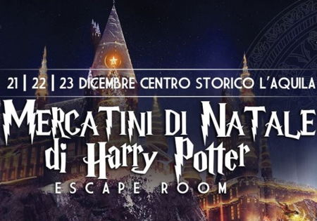 Mercatini di Natale di Harry Potter